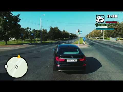 GTA Grodno   Миссия #001 (полная версия)   Экспресс замена масла автосервис Гродно   Славинского