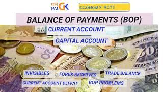 balance of payments bop current account capital account economy bits