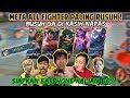 KETIKA 5 PLAYER YANG SUKA NGETROLL BERTEMU, SEPERTI INILAH JADINYA! - Mobile Legends