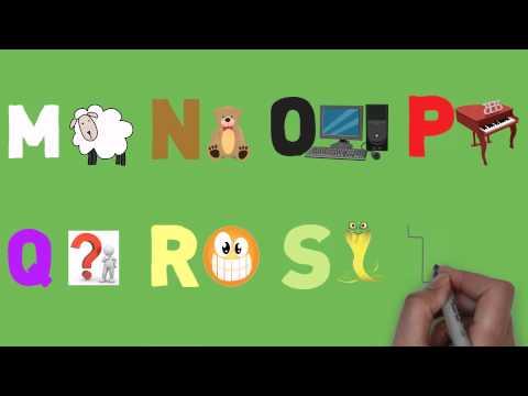 French Alphabet Song for Children