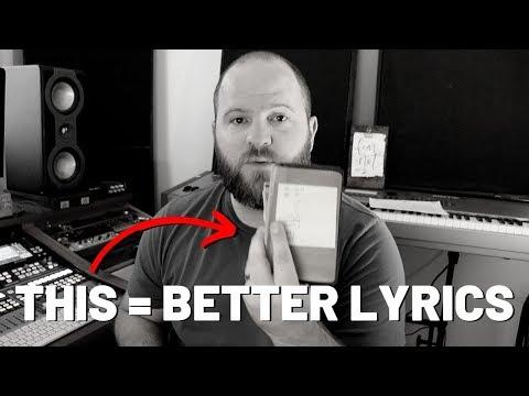 Journal Your Way to Better Lyrics