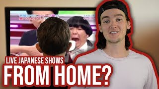 Real Japanese TV From YOUR Cable Provider? Watch This Video!!