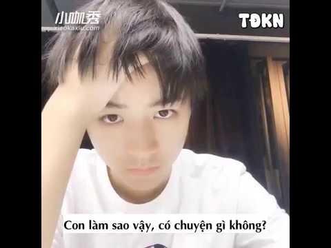[160802] Xiaokaxiu Vương Tuấn Khải - Mật mã siêu thiêu niên - Bệnh nghề nghiệp? =))))))))))