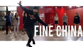 Chris Brown - Fine China | Class With Hamza