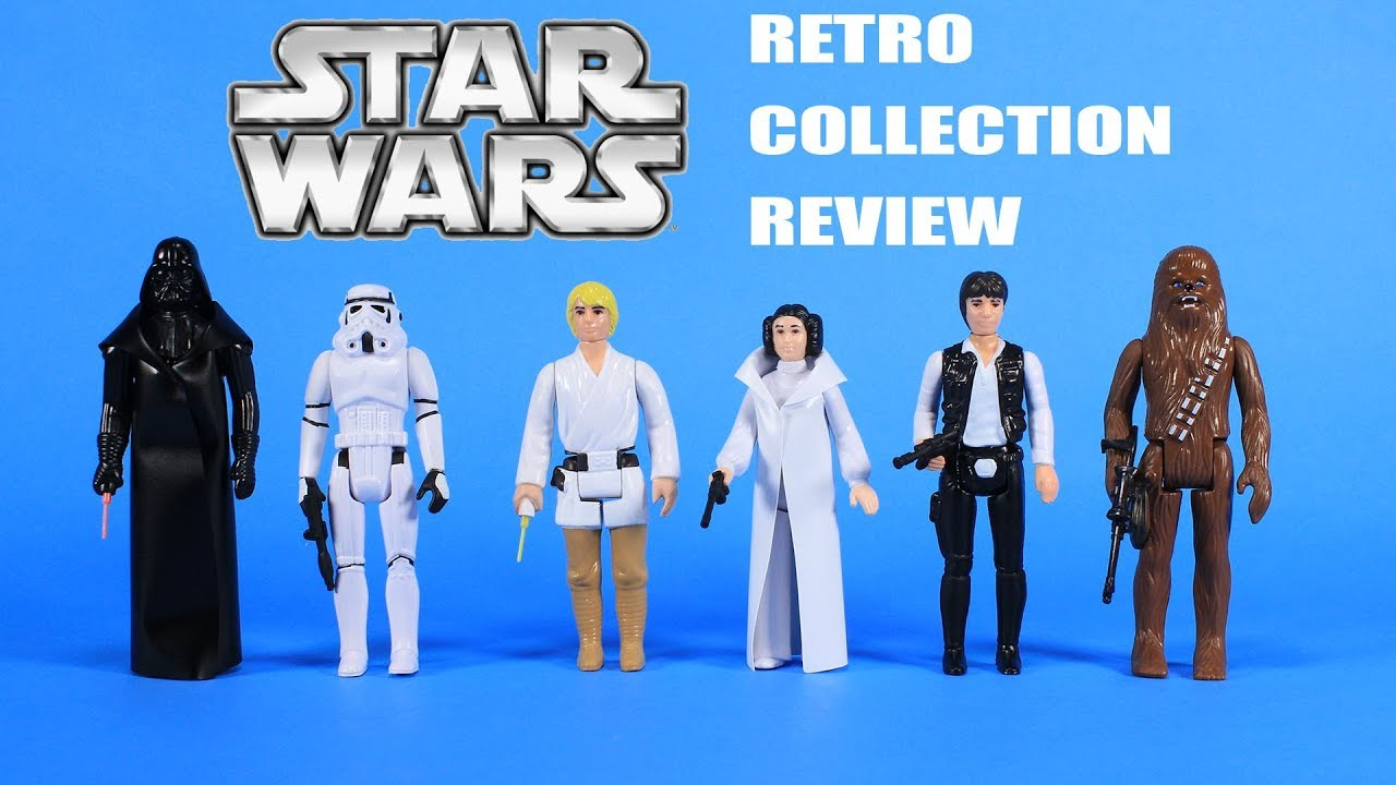 Star Wars The Vintage Collection Figures You Pick