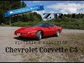 Chevrolet  Corvette C4 ZR-1 (1/2)- Historia y  evolución