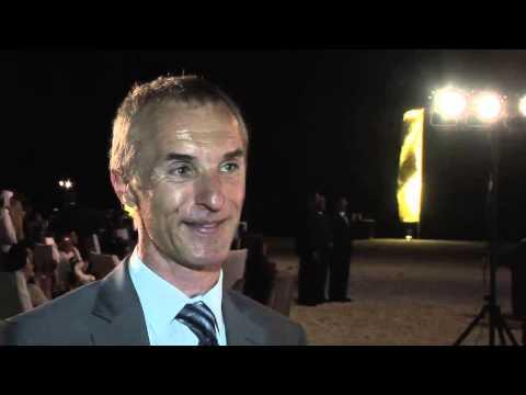 Thierry Domballe, regional director, Africa & Indian Ocean, Avis EMEA
