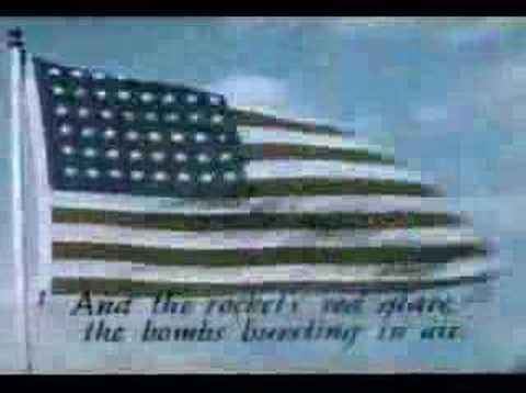 Star-Spangled Banner (ca. 1940's)