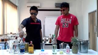 ค๊อกเทล  Phuket paradise cocktail โดย เด็กแนวๆ