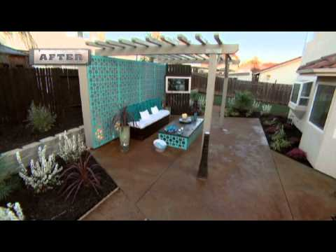 Outdoor Entertainment Lounge