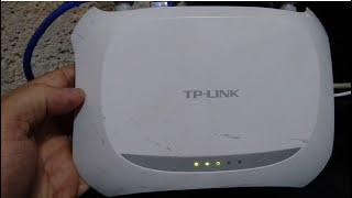 Configurando Roteador TpLink TL-WR840N Como Repetidor e atualizando Firmware