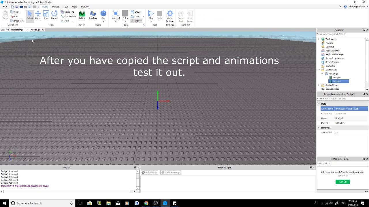 Roblox Ultra Instinct Script Pastebin Ultra Instinct Dodge Script Out Dated Youtube