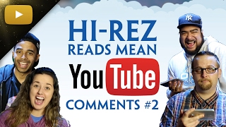 SMITE - Hi-Rez Reads Mean YouTube Comments #2