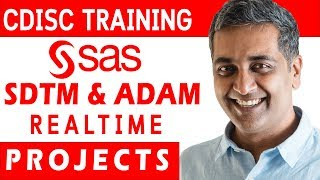 What is CDISC ? | SDTM and ADaM Training  with Projects