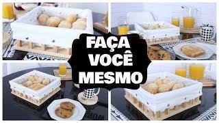 IDEIA DE FAÇA VOCÊ MESMO PARA DECORAR A CASA