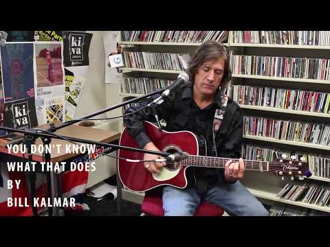 Music at the Library - Bill Kalmar