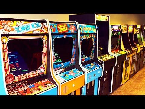 Galloping Ghost Arcade - Brookfield Illinois