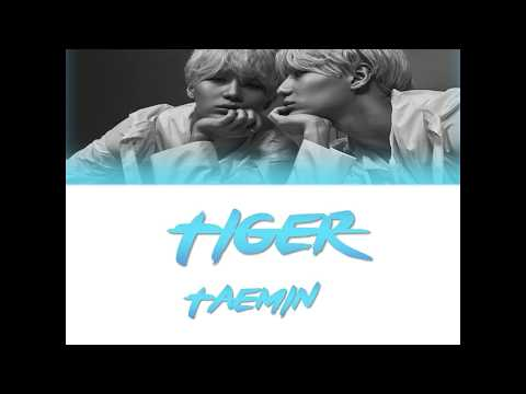 Taemin - Tiger (Bulgarian Translation)