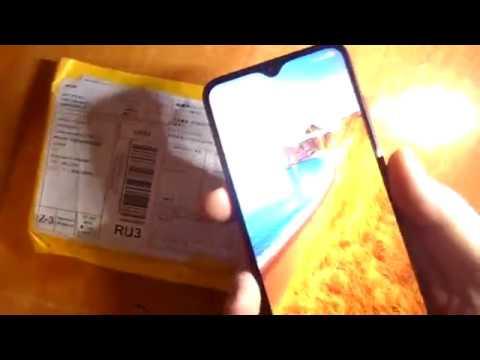 Дешевый чехол для Redmi 8A распаковка sMUGENom
