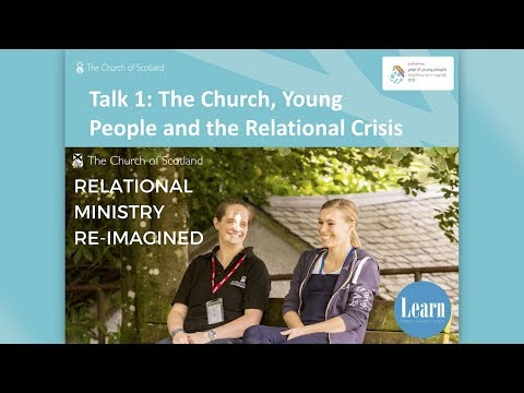 Andy Root On Relational Ministry Reimagined: Part 1