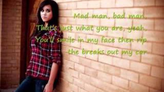 Grenade- Bruno Mars (cover) by: Megan Nicole (lyrics)