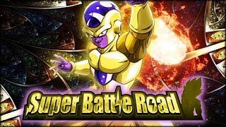 THE NEW RESURRECTED WARRIOR CATEGORY STAGE OF SUPER BATTLE ROAD BEATEN! (DBZ: Dokkan Battle) thumbnail