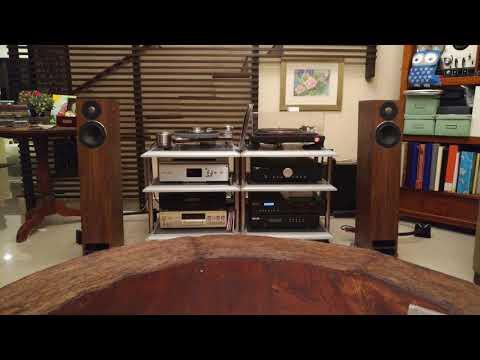 PMC Twenty5 23 with Musical Fidelity M6i