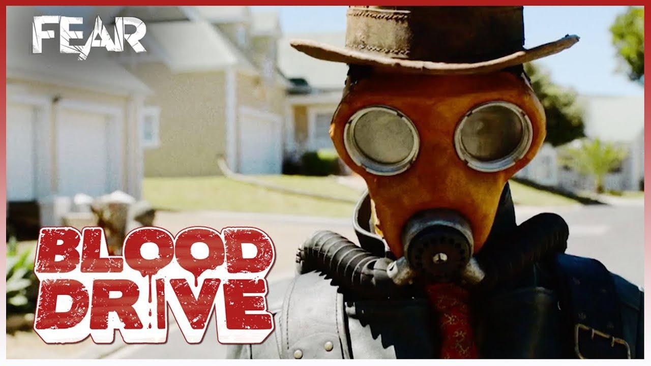 Slink Arrives In Cronenburgh   Blood Drive
