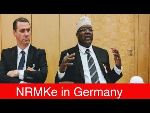 NRMKe Meeting in Berlin Germany, March 22, 2018