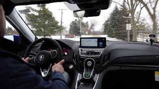Новая Acura Rdx 2019 Это Cr-V Подороже Или Угроза Для Немцев??