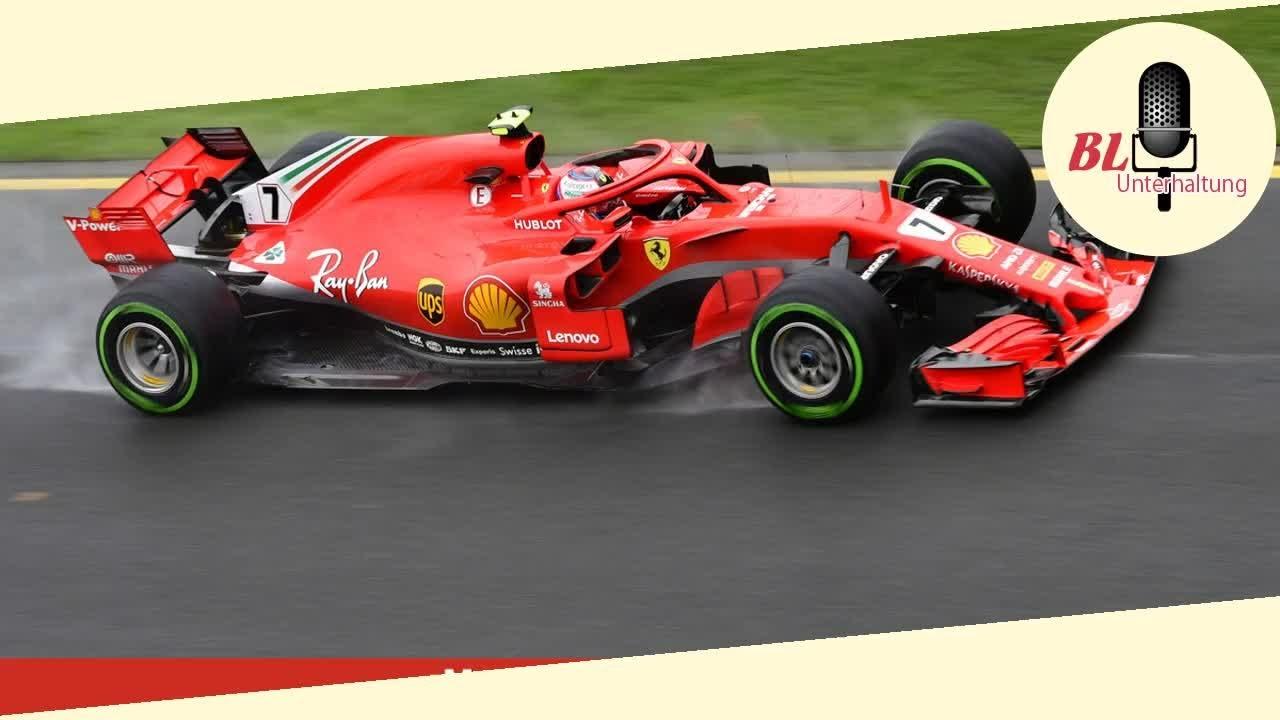 Formel 1 Melbourne 2018 Vettel 24 Sekunden Vor Räikkönen Youtube