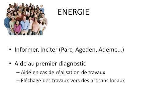 Lans, Horion 2020 - Groupe de travail énergie (2)