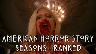 American Horror Story seasons - RANKED