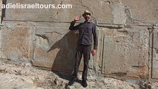 Hebron -  The Jewish community, Tomb of Ruth and Jesse and archaeology | episode 3 Hebron series