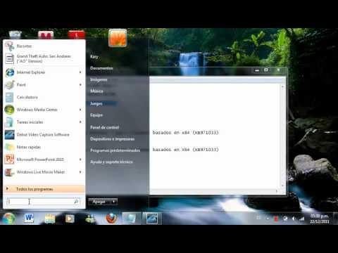 Como actualizar Windows 7 Starter a Ultimate en 5min