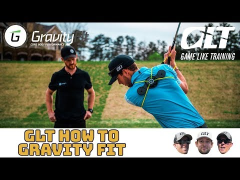 GravityFit TPro | How to use GravityFit in golf? | GLT Golf
