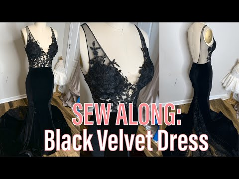sew-along:-how-to-make-illusion-top-evening-gown-with-cups