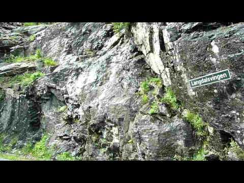 Trollstieg 2010 mit dem Wohnmobil, Norwegen