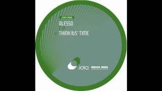Watch music video: Alesso - Think It's Time