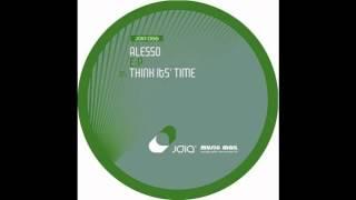 Смотреть клип песни: Alesso - Think It's Time
