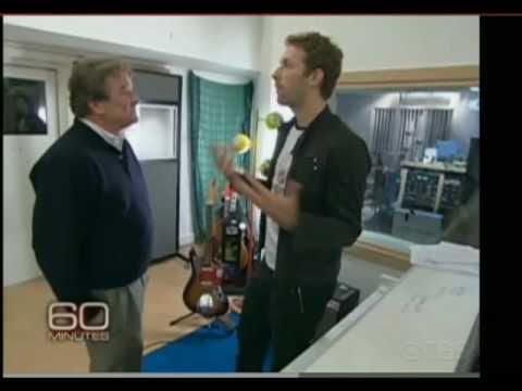 Chris Martin On CBS