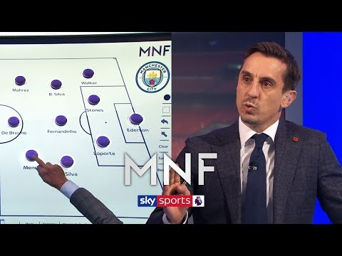 Neville and Carragher analyse how Man City have improved this season! | MNF