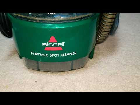 Bissell lift off deep clean  Model 66E1