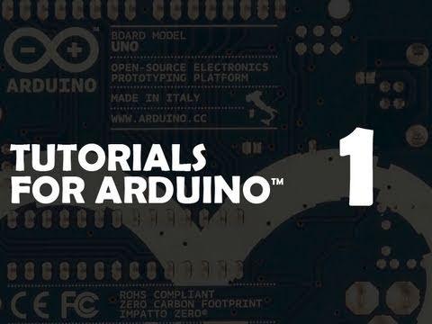 كورس اردوينو متقدم Tutorial Series for Arduino by jeremy blum