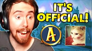 """NEW CHANNEL! Asmongold Announces """"Asmongold TV"""", the Official Channel for All Stream Content"""