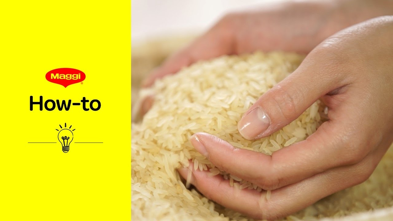 How-To: Reis kochen | MAGGI Kochstudio - YouTube | {Maggi kochstudio 62}
