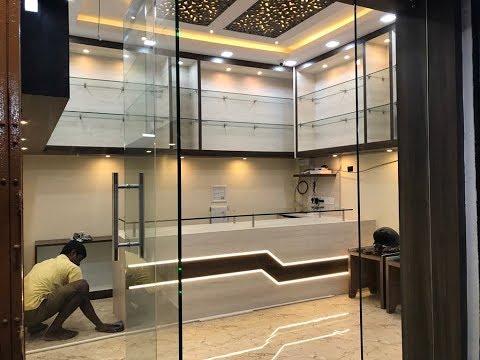 Latest Garments Store Design 2019 (Final Video)   Interior Jagat
