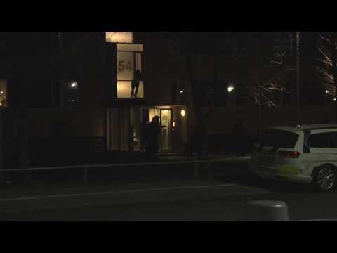 08.03.20 - Skud affyret mod en lejlighed på Motalavej i Korsør