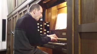 Chorale Prelude `Nun komm, der Heiden Heiland BWV 659 - J.S.Bach