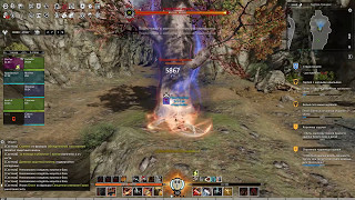 Bless Online (RU) - Hiron are cheaters